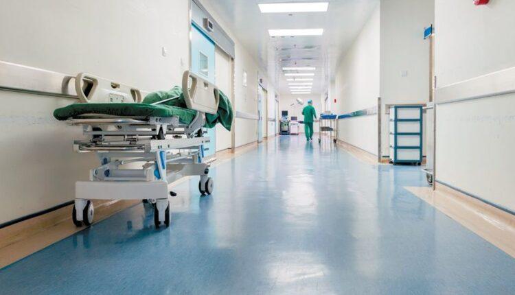 Κορονοϊός νοσοκομείο